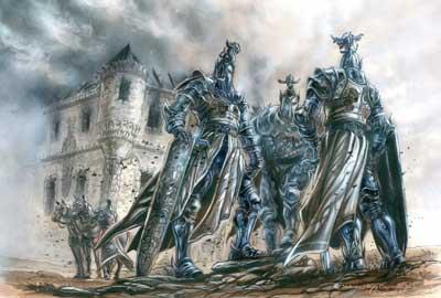 La Cavalerie de la Lumière